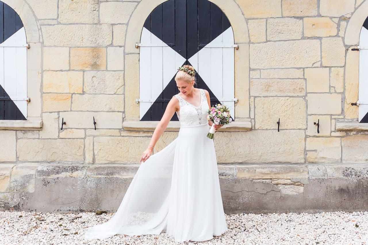 Hochzeitsfotograf Münster - Braut