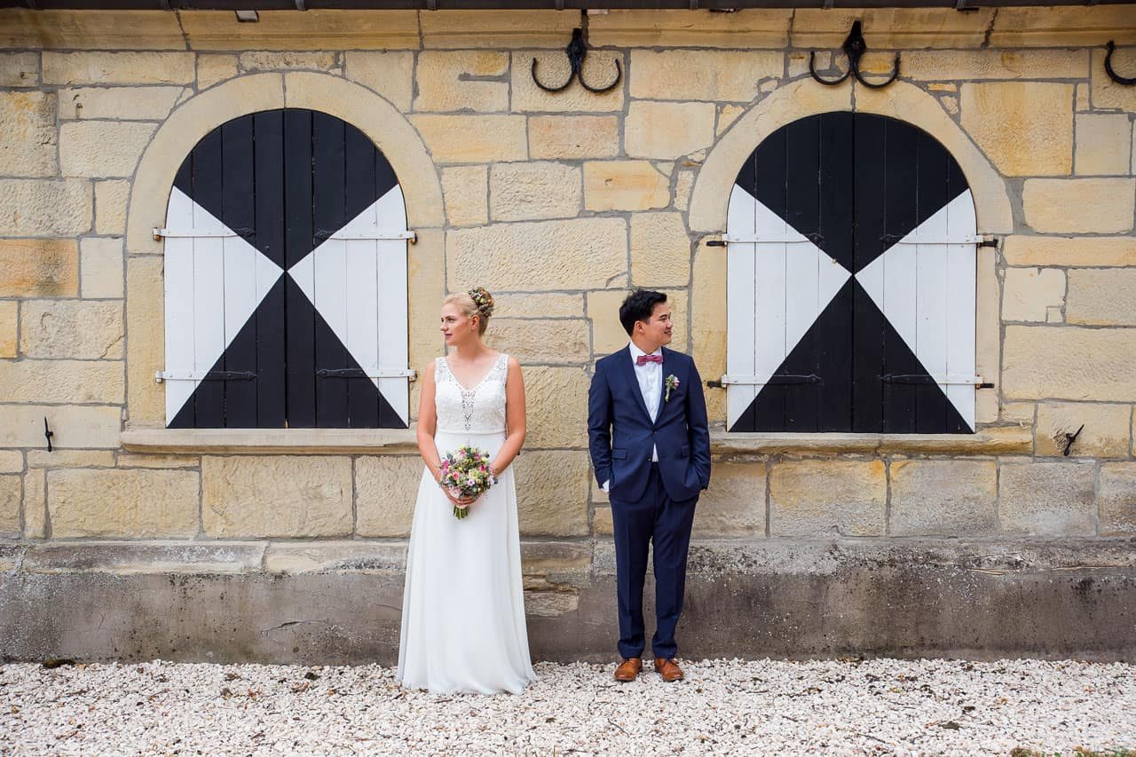 Hochzeitsfotograf Münster - Brautpaarfoto