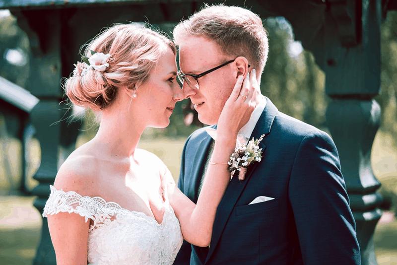Hochzeitsfotograf Münster - Brautpaar