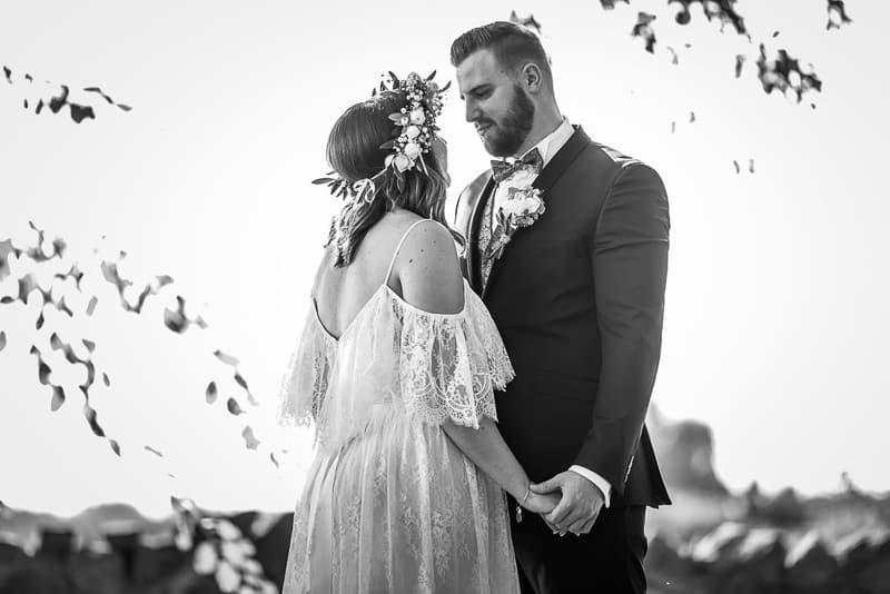 Hochzeitsfotograf Münster - Schwarz Weiss Fotografie