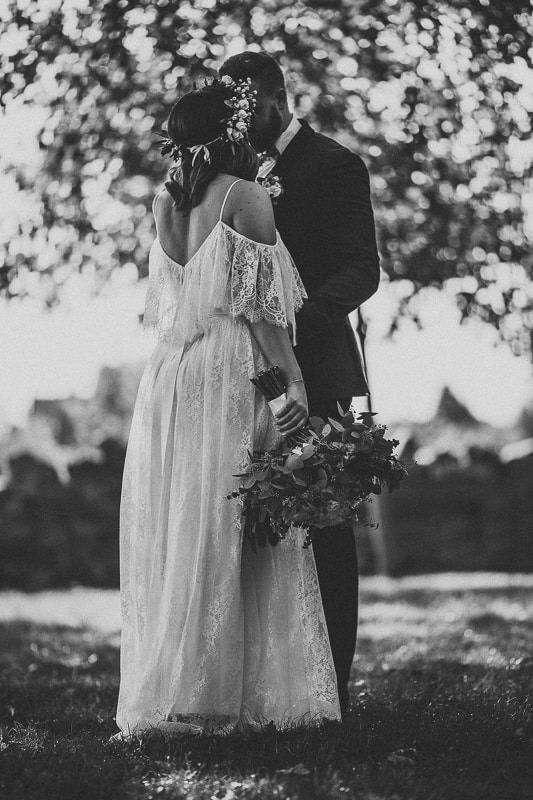 Hochzeitsfotograf Münster - Schwarz Weiss Fotos